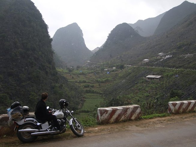 12 Days Guided Motorcycle Tour in North Vietnam