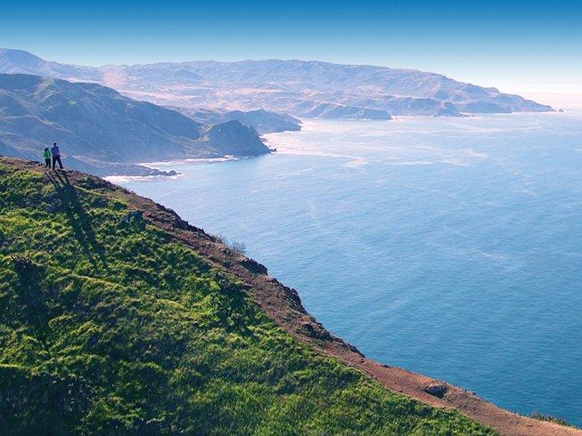 3 jours en stage de yoga et méditation à Santa Catalina Island, États-Unis