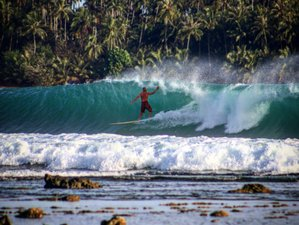 7 Days Fun Surf Camp in Nias, North Sumatra, Indonesia