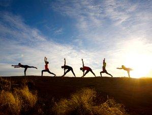 4 días retiro de trekking, meditación y yoga en Marruecos