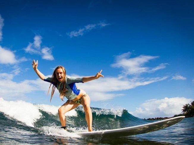 3 Days Redefining Balance Yoga Retreat in Rincón, Puerto Rico