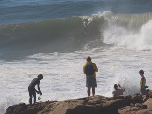 8 Day of Sun, Sand, Sea, and Relaxation: The Best Wave Surf Guiding in Tamraght, Agadir