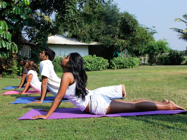 6 Days Spa and Yoga Retreat in Goa, India