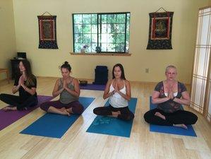 5 jours en retraite de yoga, méditation et detox crudivore en Californie, États-Unis