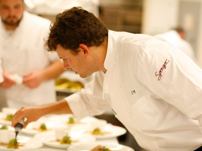 4 Days Luxury Culinary Weekend with Master Chefs in USA