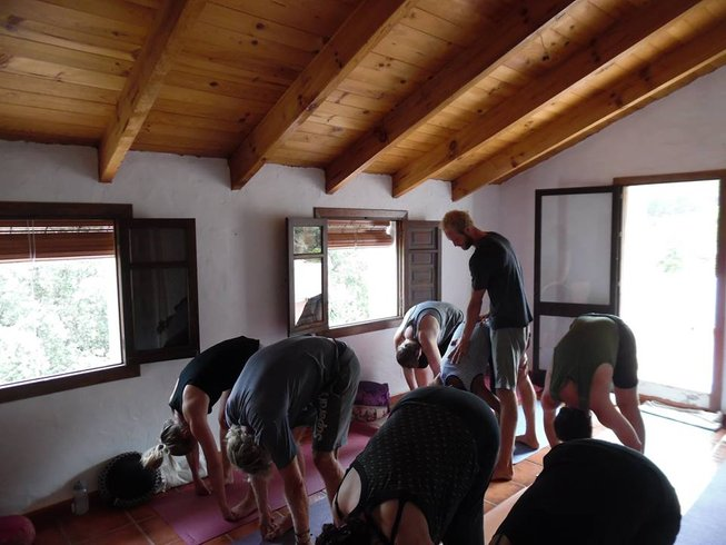 4 Days Meditation and Yoga Retreat in Spain