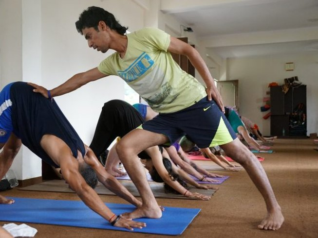 28 Days 200-Hour Yoga Teacher Training in Pokhara, Nepal