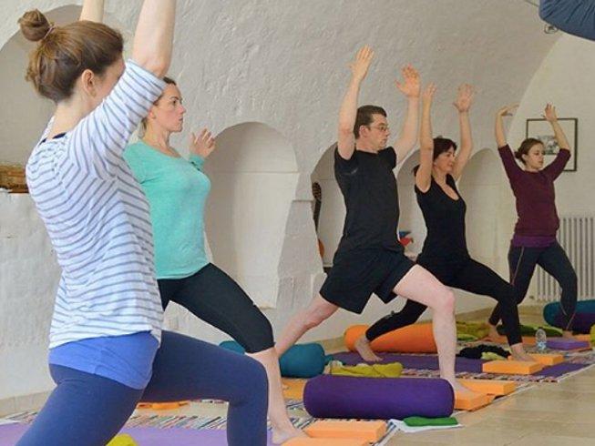7 Days Digital Detox Yoga Retreat in Italy