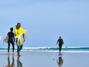 15 Days Surf, Yoga and SUP Retreat in Lanzarote, Canary Islands