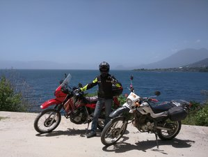 2 Day Guided Intermediate Motorcycle Tour to Lake Atitlan, Guatemala
