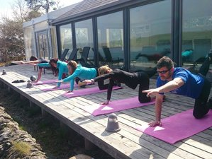 8 jours en stage de yoga et bootcamp à Wild Atlantic Way, Irlande