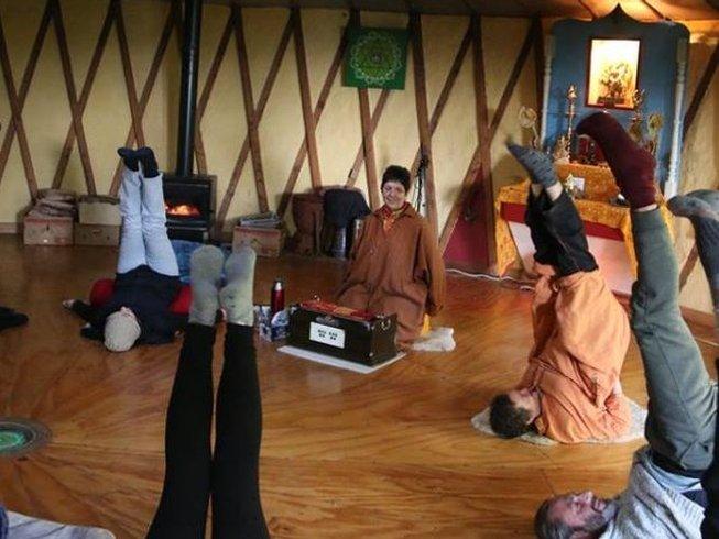 3 Days Gayatri Mantra, Meditation, and Yoga Retreat Takaka, New Zealand