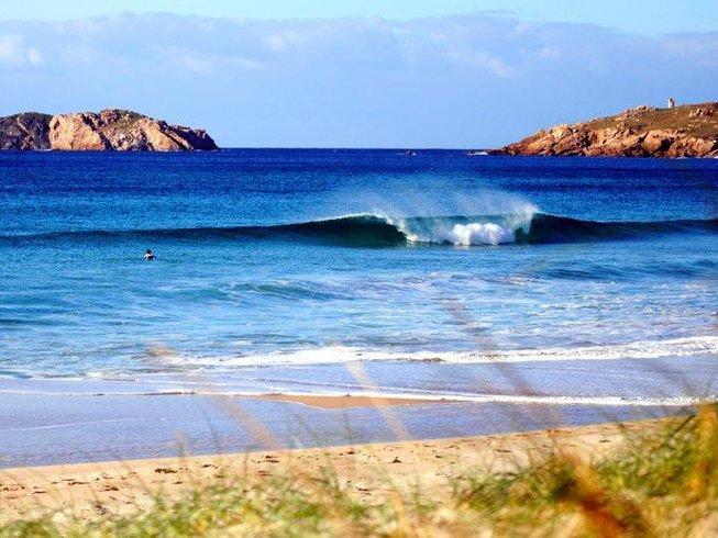 7 Days Surf Camp Galicia, Spain