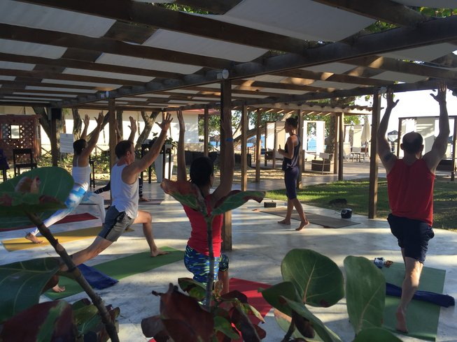 4 Days Weekend Getaway Yoga Retreat Dominican Republic