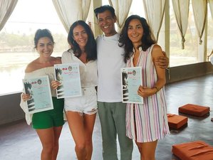 25 Days 200-Hour Multi-style Hatha, Patanjali, and Ashtanga Yoga Teacher Training in Goa, India
