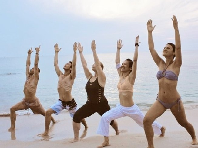 8 Days Complete Yoga Retreat in Koh Samui, Thailand