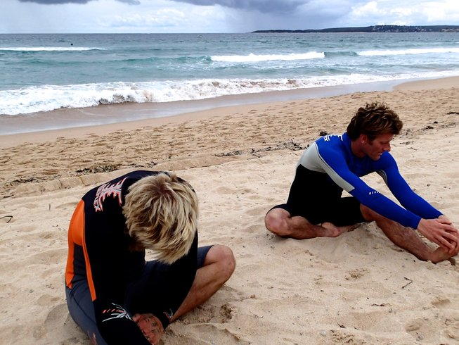 3 Days Weekend Bodyboarding Surf Camp Australia