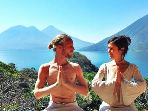 33 Days 200Hr Authentic Hatha with Ayurveda Module Yoga Teacher Training in Lake Atitlan, Guatemala
