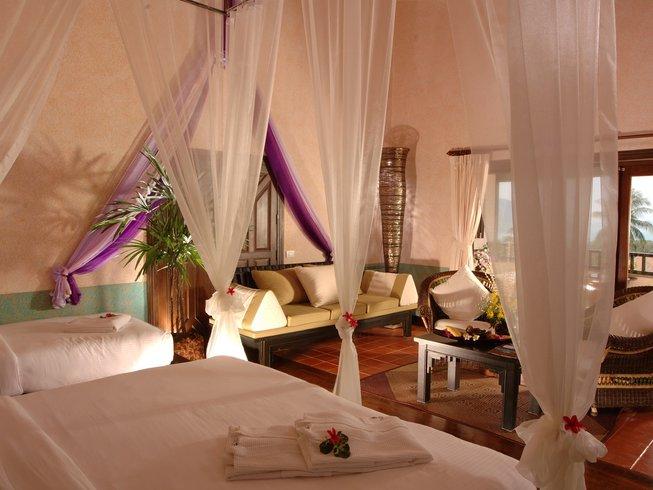 7 Days Ayuryoga Chaitanya Wellness Yoga Retreat in Phuket, Thailand