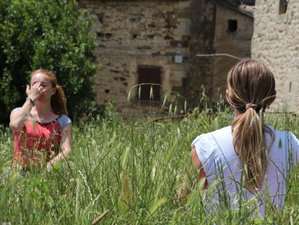 8 Day 50-Hour Yoga Teacher Training Course at An Italian Monastery in Frontino, Le Marche