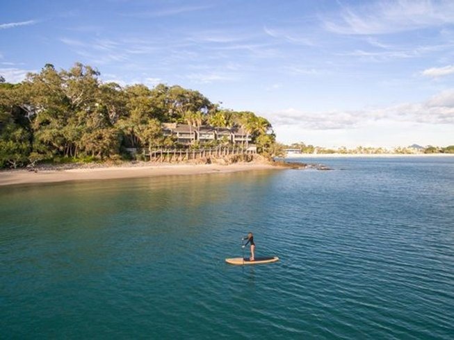 3 Tage Luxus SUP Yoga Urlaub in Queensland, Australien