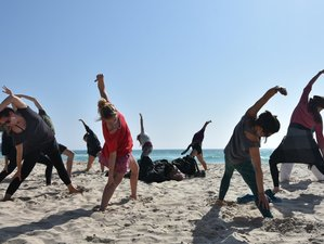 5 jours en vacances de yoga à la fin de l'année près de l'océan à Mompiche, Équateur