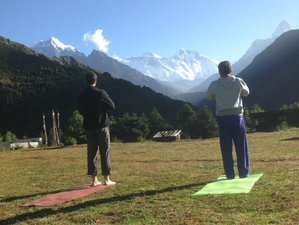 15 Days Everest Base Camp Trekking and Yoga Holiday in Nepal
