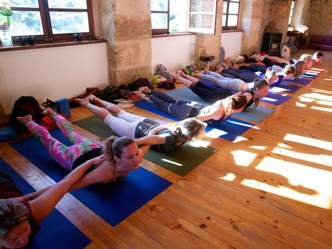17 Days 200-Hour Hatha Vinyasa Yoga Teacher Training in Spain