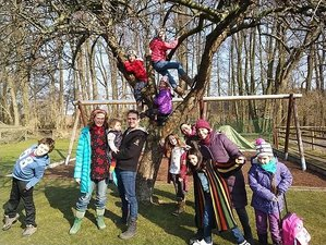 3 Day Family Weekend Yoga Holiday in Brück, Germany