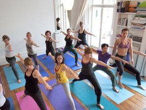29 Days 200-Hour Yoga Teacher Training Sri Lanka
