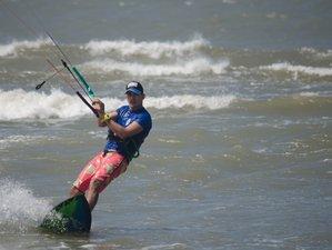 6 Days Beginner Kite Surf Camp Caribbean, Colombia