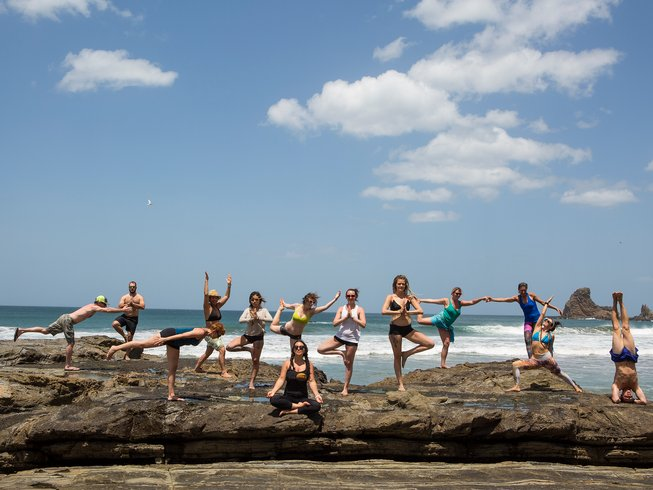 6 Days Love Life Yoga Retreat in Nicaragua