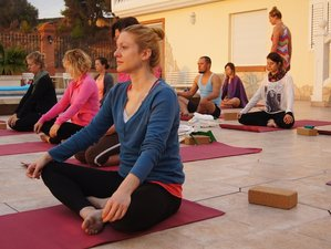 7 Days Let It Flow Yoga Retreat in Andalusia, Spain