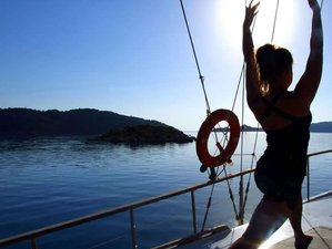 8 Days Sailing & Yoga Retreat in Greece and Turkey