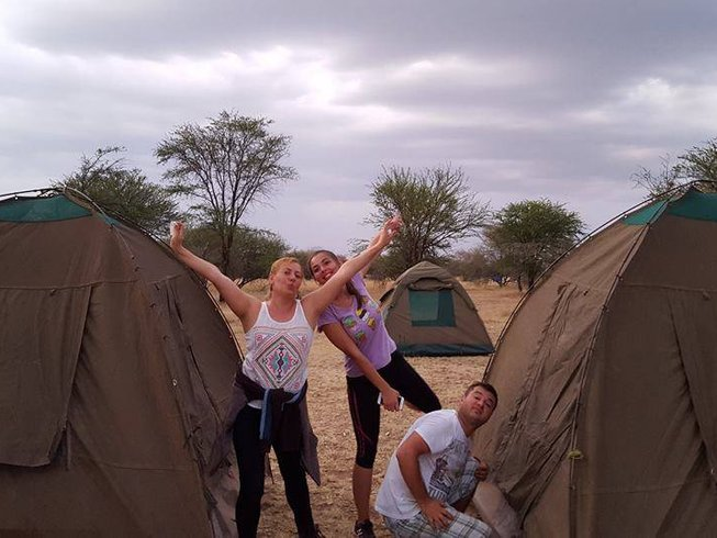 5 Days Remarkable Camping Safari Tanzania