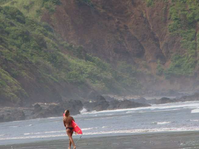 10 Days Surf Trips, Yoga and Adventures Ecuador