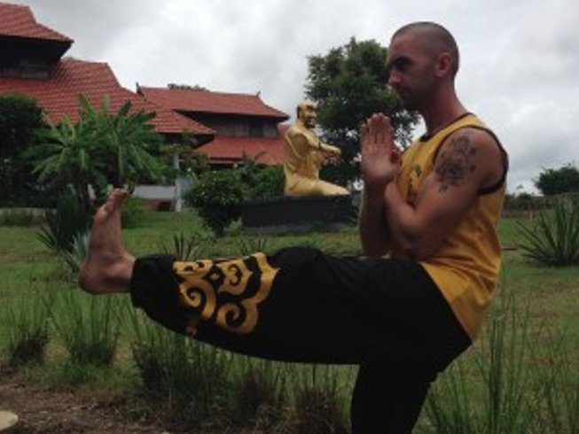 6 Months The Shaolin Warrior Kung Fu Training in Pai, Thailand