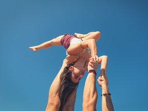 7 Days Acro Yoga Retreat in India