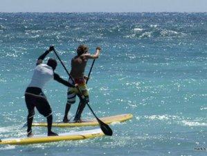 7 Days Intermediate SUP Camp in Barbados
