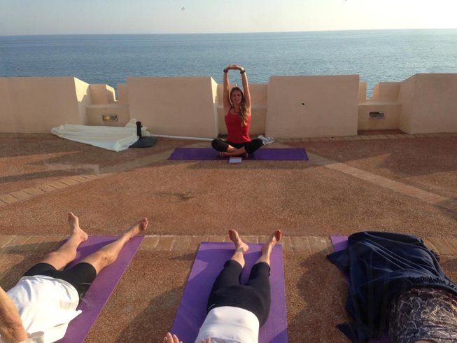 7 Days Yoga Retreat in Sperlonga, Italy