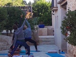 5-Daagse Yoga Retreat met Leiderschapsprogramma voor Vrouwen op Ibiza, Spanje