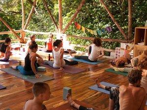 10-Daagse 85-urige Prenatale Yoga Retraite aan het Meer van Atitlan, Guatemala