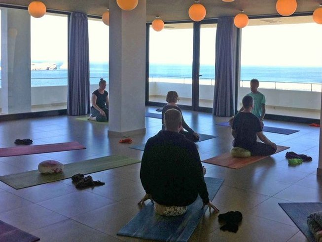 7 días de hiking y retiro de yoga en Sagres, Portugal