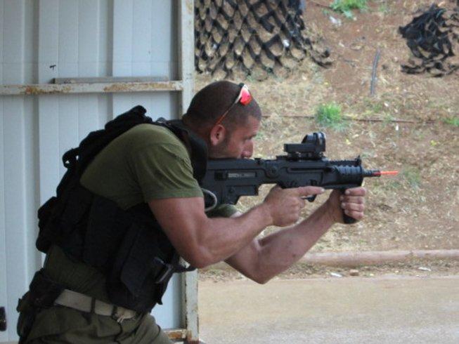 13 Days Krav Maga & Anti Terorrism Training in Israel