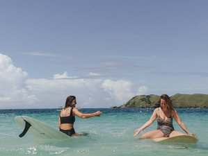 7 Days Boutique Surf Camp and Yoga Retreat on Tropical Island Lombok, Indonesia