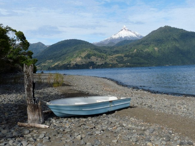 8 Day Personal Growth & Yoga Retreat, Chile