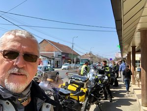 5 Days Luxury Guided Motorcycle Tour in Serbia with Visits to Historical Sites
