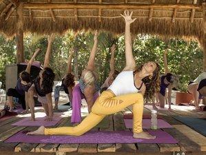 35 días de profesorado de yoga Kundalini de 250 horas en la isla de Cozumel