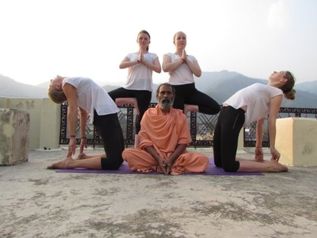 28 Days 200-Hour India Yoga Teacher Training