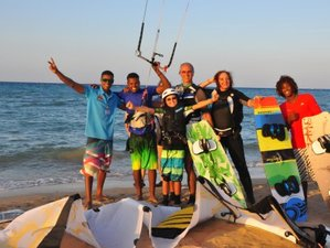 7 Days Audacious Kitesurf or Windsurf Camp in Hurghada, Egypt